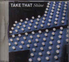 Take That-Shine Promo cd single