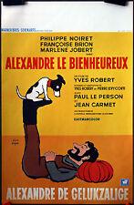 Savignac : P Noiret : Alexandre Le Bienheureux : POSTER
