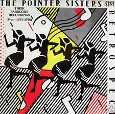 Pointer Sisters - Retrospect (1973-1975) CD
