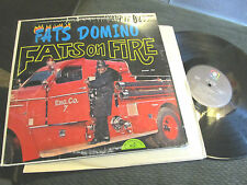 FATS DOMINO FATS ON FIRE stereo abcs479 LP 1964 vinyl rare original rock n roll!