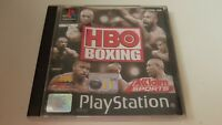 HBO Boxing (Sony PlayStation 1, 2000) PS1 PAL UK European Complete