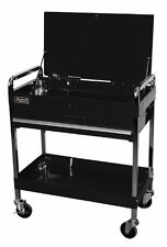 32 Professional 1 Drawer Service Cart - Black