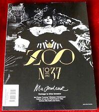 Zoo Magazine ~ #37 Fall 2012 ~ Irina Ionesco Tribute 60 Pages ~ Mia Goth