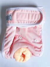 Washable  Female Dog Nappy With Hole Size XS