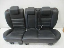 Bench Leather Seat Rear Rear Seat Bench Black Ford Kuga I 2.0 TDCI