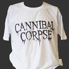 Cannibal Corpse Death Metal T-Shirt obituario Carcass Deicide S-3XL