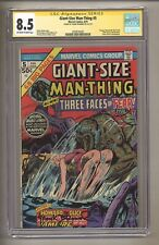 Giant-Size Man-Thing #5 (CGC Signature Series 8.5) OW/W Pages; Frank Brunner 177