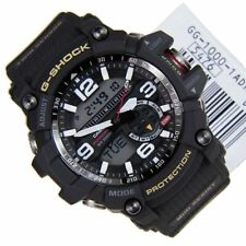 *NEW* CASIO MENS G SHOCK TWIN SENSOR WATCH MUDMASTER XL GG1000-1A  RRP£329