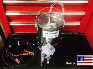 EVAP Smoke Machine Diagnostic Emissions Vacuum Leak tester *BRAND NEW*