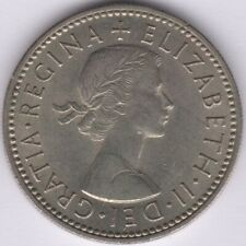 1957 S Elizabeth II One Shilling Coin | British Coins | Pennies2Pounds