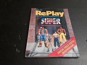 RePlay Monthly October 1993