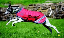 Hundedecke Regendecke,wasserdicht,Bridelway equestrian,rot Gr.M,Hundemantel