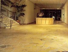 Gehwegplatten Polygonalplatten 50 m² Natursteine Terrassenplatten Fliesen Garten