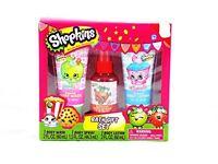 NEW Shopkins Cupcake Strawberry Apple Blossom Bath Gift Set