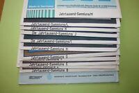 Lindner - Sieger - Die Jahrtausend-Sammlung - Lieferung A-C + E-M mit Marken