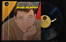 Mark Murphy-A Swingin', Singin' Affair-Fontana 27537-MONO PROMO