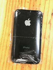 Black Rear Housing Back Cover Assembly Replacement for Apple iPhone 3G 16GB