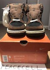2002 Nike Dunk High SB Paul Brown SZ 8