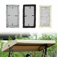 Ersatzdach Gartenschaukel Universal schaukel 3 Sitzer Ersatz Bezug Sonnendach