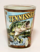 TENNESSEE STATE MURAL SHOT GLASS SHOTGLASS