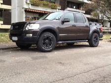 Tuff T01 8x17 5x114, 3/127 Rims+Tyres Bf Goodrich Ko2 265/65/17 Explorer New