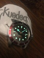 Tudor Heritage Black Bay Red Homage Set 41MM SnowFlake Hands Complete BBR