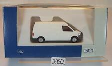 Rietze 1/87 11511 VW T5 MHD LR Transporter weiß OVP #2492