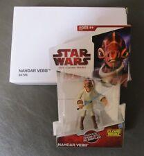 Nahdar Vebb 2009 STAR WARS The Clone Wars TCW Mail Away Exclusive MOC
