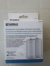 Kenmore Refrigerator Cyst Filtration Water Cartridge 30032