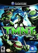 TMNT: Teenage Mutant Ninja Turtles NGC New gamecube