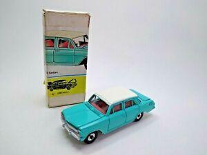 Dinky 196 Holden Special Sedan Aqua Blue MINT Vintage Box