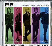 R5 - Sometime Last Night CD Special edition (new album/sealed) + 8 bonus tracks