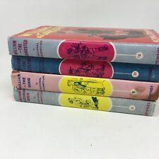 Set of 4 Vintage William Books  by Richmal Crompton