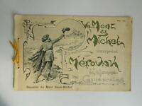 El Mont-Saint-Michel Interprété Por Mérovak Hombre Las Catedrales - Recuerdo