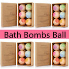 24Pcs Aromatherapy Bubble Bath Bombs with Coconut Oil GIFT Bath Fizzies PQ