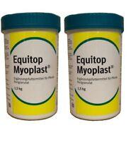 2x1,5kg Equitop Myoplast Pferd