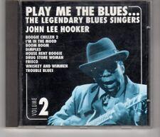 (HQ167) Play Me The Blues ... John Lee Hooker, Volume 2 - 1999 CD