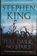Full Dark, No Stars By Steven King