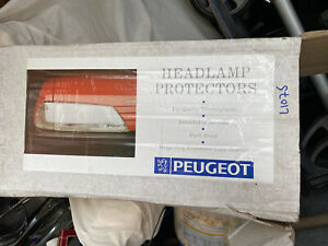 Peugeot 106 GTI Rallye XS Headlight Protectors BNIB RARE