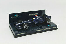 MINICHAMPS 1/43 - Williams FW27C Interim Test Car M. Webber 400050109