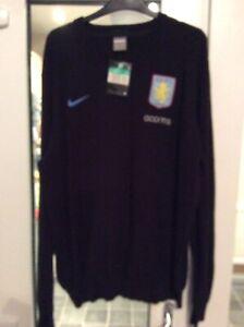 Nike Aston Villa FC Acorns Hospice Jumper Sweater BNWT Size XL.
