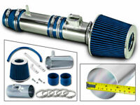 BLUE AIR INTAKE KIT FIT 2007-2015 HONDA ODYSSEY PILOT RIDGELINE 3.5L V6