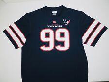 New listing NFL Houston Texans JJ Watt 99 Jersey Size XXL