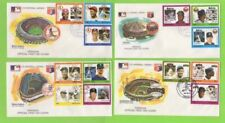 Baseball First Day Cover Grenadian Stamps (1974-Now)