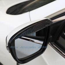 New Door Mirror Rain Snow Visor Shade Guard For Nissan Altima Sentra Maxima