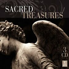 Sacred Treasures [CD]