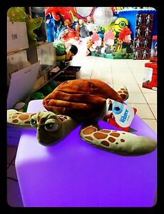 Soft Toy Disney Zest Turtle The Finding Of Dory Nemo H 15 X L 30 X P 46 CM