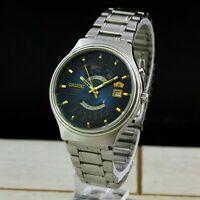 Vintage Orient Multicalendar Automatic men's wrist watch Japan Cal.48040