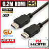 Gold Braided Ultra HD HDMI Cable V2.0 High Speed Ethernet HDTV 2160P 1080P 4K 3D