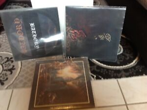 Tiamat Bathory Moonsorrow Vinyl (satyricon Dimmu borgir gorgoroth mayham marduk)